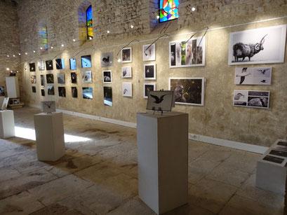 La chapelle des arts sculpture